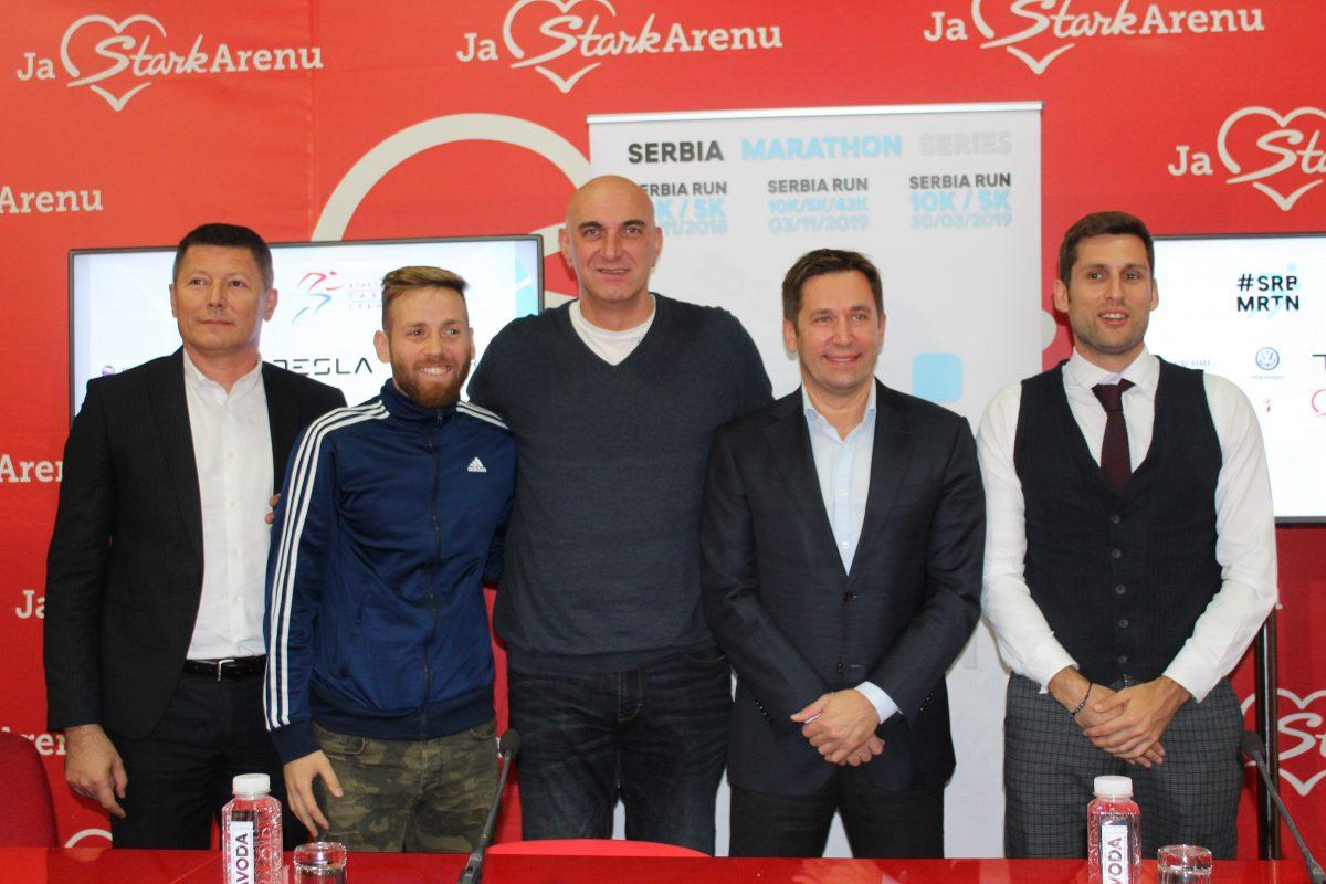 Konferencija za medije Serbia Marathon